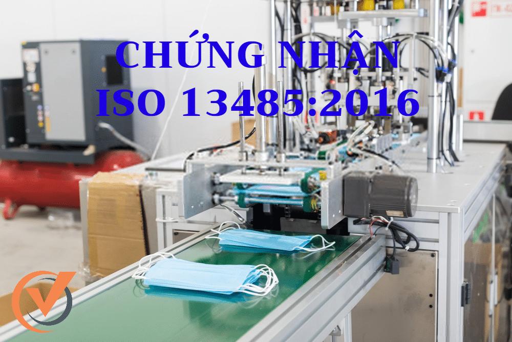 Chứng nhận ISO 13485: 2016